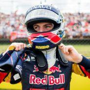 Max Verstappen en Hungría - LaF1