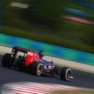Toro Rosso cuenta con uno de los chasis más competitivos de la parrilla - LaF1