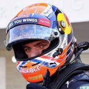 Verstappen, tras la calificación en México - LaF1