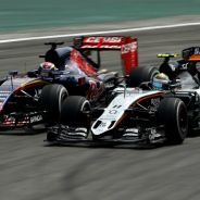 Verstappen adelanta a Pérez en Brasil - LaF1