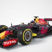 Max Verstappen en su nuevo monoplaza - LaF1