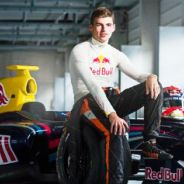 Max Verstappen ya es miembro del Red Bull Junior Team