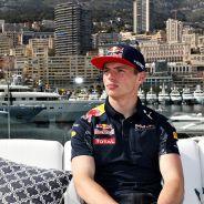 Max Verstappen en Mónaco - LaF1