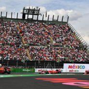 La lucha por el podio fue el mejor momento de la carrera - SoyMotor