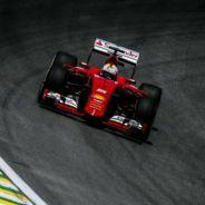 Vettel sube otra vez al podio, por detrás de los Mercedes - LaF1