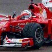 Sebastian Vettel con el F2012 - LaF1