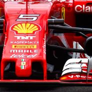 Detalle del coche de Sebastian Vettel en Alemania - LaF1
