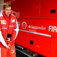 Arrivabene ve en Vettel una copia de Michael Schumacher