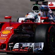 Vettel en Austin - LaF1