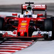 Vettel cree que es posible subir al podio mañana - LaF1