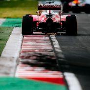 Vettel no pudo adelantar a Ricciardo en las últimas vueltas - LaF1