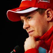 Sebastian Vettel en la rueda de prensa de Jerez - LaF1