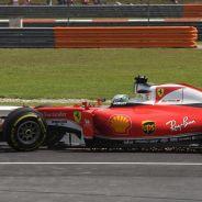 Vettel está teniendo una temporada complicada - LaF1