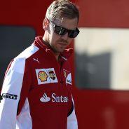 Sebastian Vettel en el Gran Premio de Bélgica - LaF1