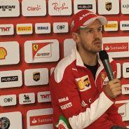 Sebastian Vettel en rueda de prensa - LaF1
