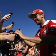 Vettel en Bélgica - LaF1