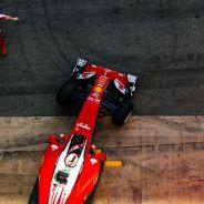 Sebastian Vettel es muy positivo con el nuevo coche de Ferrari - LaF1