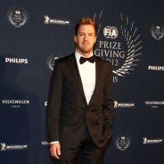 Sebastian Vettel a su llegada a la gala - LaF1