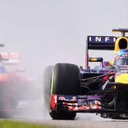 Alonso y Vettel en Malasia - LaF1