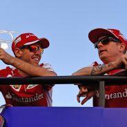 Sebastian Vettel y Kimi Räikkönen tienen una gran relación - LaF1