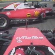Salida del Gran Premio de China - LaF1