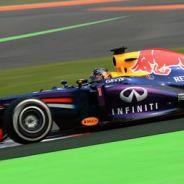 India es territorio de Vettel
