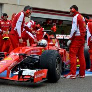 Sebastian Vettel en los tests del Paul Ricard - LaF1