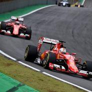 Räikkönen es un buen escudero para Vettel, según la opinión de Jean Alesi - LaF1
