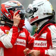 Ni Vettel ni Raikkonen estarán en los test de Barcelona - LaF1.es
