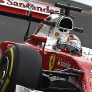 Vettel, en México durante los entrenamientos libres - LaF1