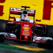 Sebastian Vettel es optimista pese a perder la victoria - LaF1