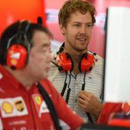 """Vettel, sin permiso para rodar con Ferrari: """"Temían que me llevara algún secreto"""" - LaF1.es"""