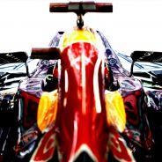 Red Bull RB9 durante el Gran Premio de España
