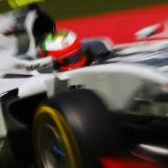 Esteban Gutiérrez en el Circuit de Barcelona-Catalunya - LaF1
