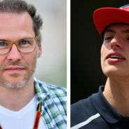 Jacques Villeneuve y Max Verstappen - LaF1