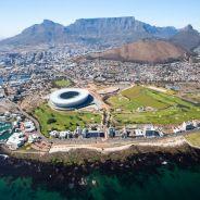 Vista aérea de Cuidad del Cabo - LaF1.es