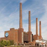 Fábrica Volkswagen Wolfsburgo