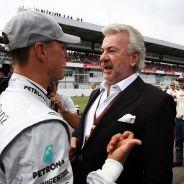Willi Weber quiere noticias sobre el estado de Michael Schumacher - LaF1