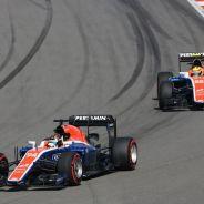 Wehrlein alaba las cualidades de su excompañero de equipo - LaF1