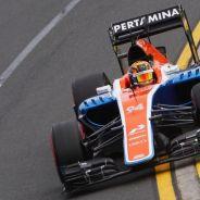 Pascal Wehrlein finalizó en la 16ª posición - LaF1