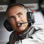 Martin Whitmarsh en el Gran Premio de Brasil de 2013 - LaF1