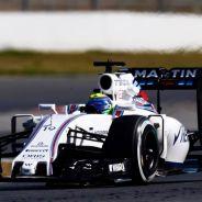 Felipe Massa en los test del Circuit de Barcelona-Catalunya - LaF1