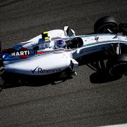 Valtteri Bottas en Monza - laF1