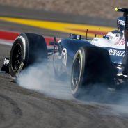 Valtteri Bottas en el Circuito de las Américas - LaF1