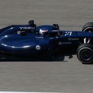Valtteri Bottas en el Williams FW36 - LaF1