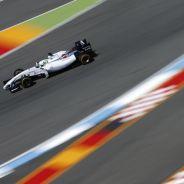 Felipe Massa en el GP de Alemania de 2014 - LaF1