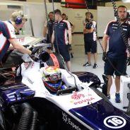 Box de Williams F1 Team - LaF1