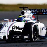Felipe Massa en Barcelona - LaF1