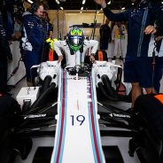 Felipe Massa quiere mejorar las prestaciones de su escudería - LaF1