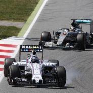 Un Williams por delante de Mercedes - LaF1.es
